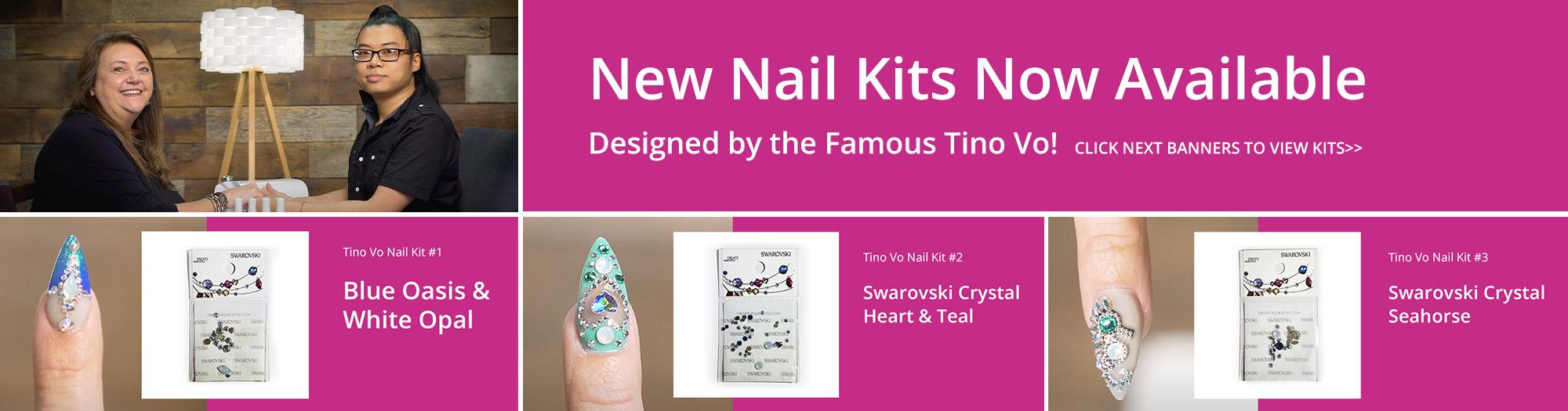 Tino's Nails Intro