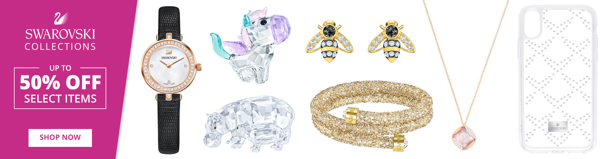 Swarovski collections limited