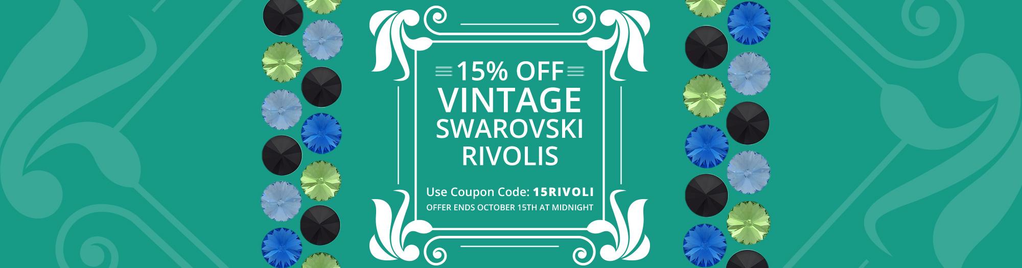 Vintage Rivolis