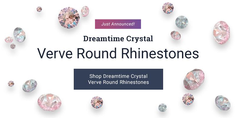 DC - Verve Round Rhinestone Launch