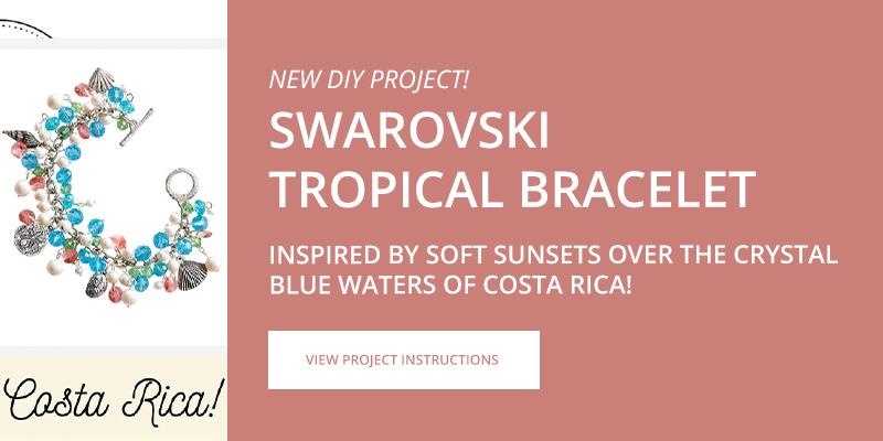 Swar DIY - Costa Rica Bracelet