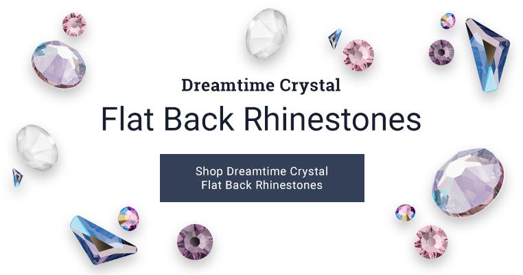 Dreamtime Crystal - Flat Backs