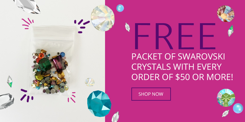 GWP - Free Packet of Crystals