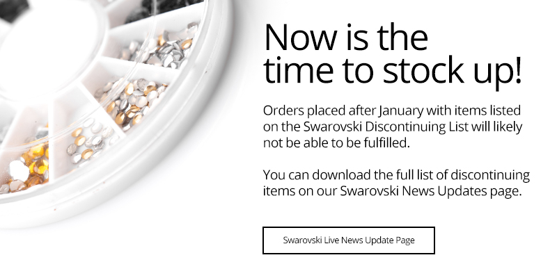 Swar Discontinued Items order deadline