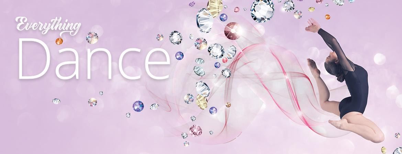 Dance & Competition Jewelry & Rhinestones