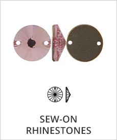 Sew-on Rhinestones