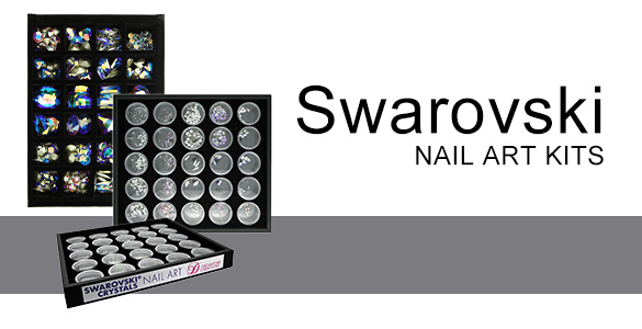 Crystal Nail Art Kits