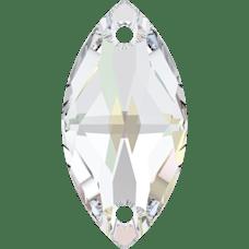 Dreamtime Crystal DC 3223 Enchant Navette Sew-On Rhinestones