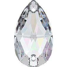 Dreamtime Crystal DC 3230 Enchant Pear Sew-On Rhinestones