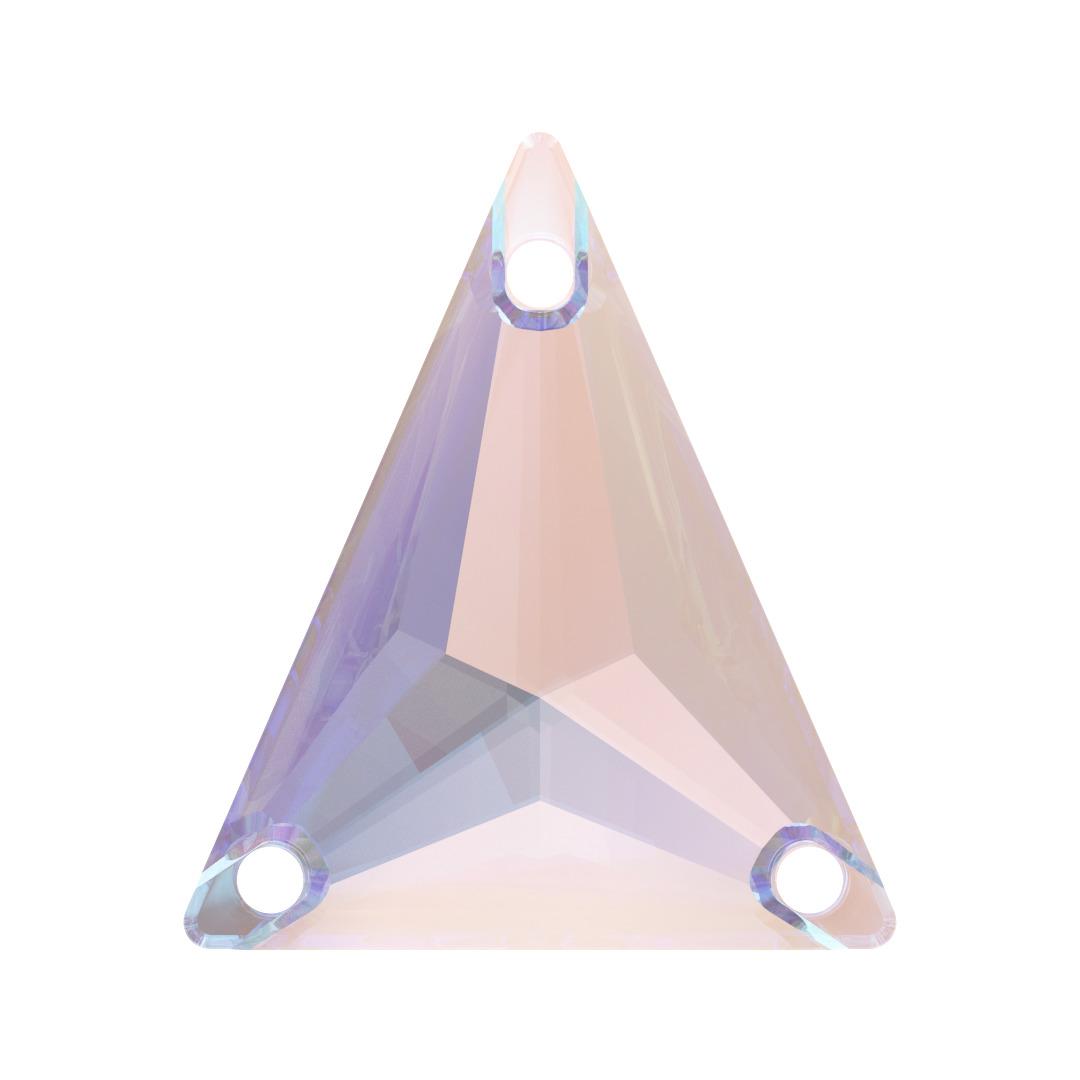 Swarovski 3271 Slim Triangle Rhinestones
