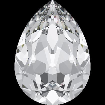 Swarovski 4320 Pear Fancy Stone