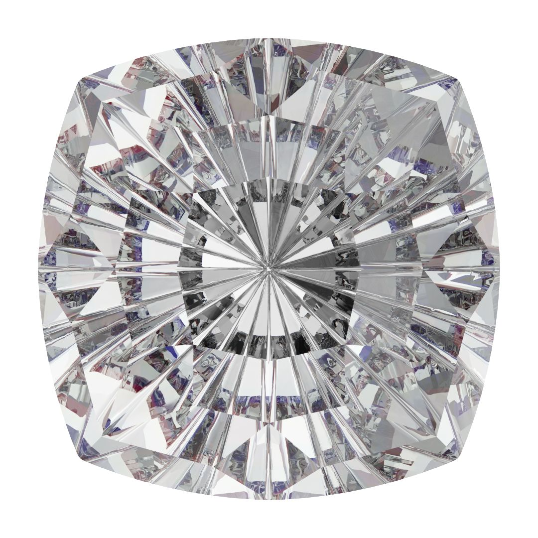 Swarovski 4460 Mystic Square Fancy Stone