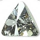 Swarovski 4704 Mini Triangle Fancy Stone