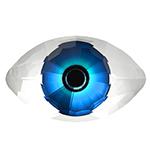 Swarovski 4775 Eye Fancy Stone