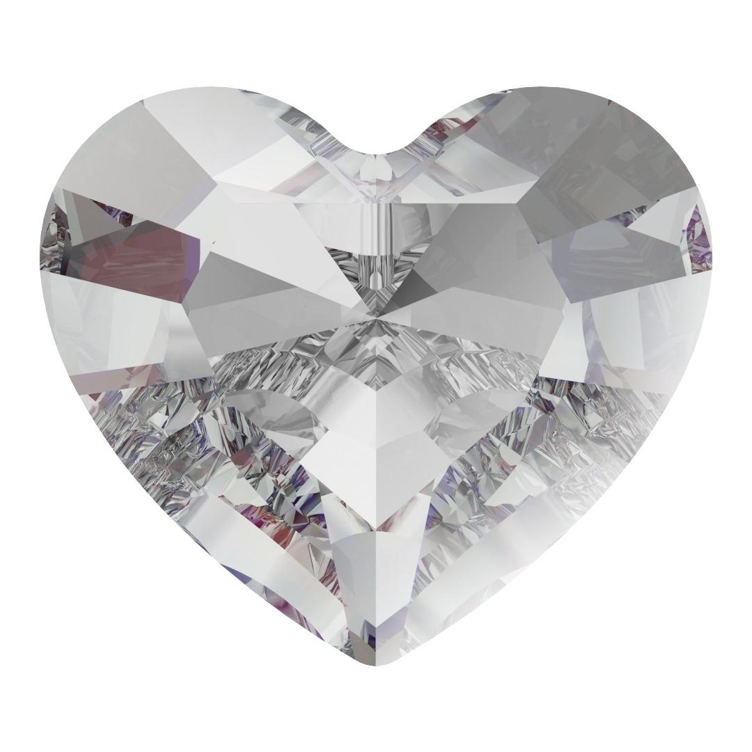 Swarovski 4883 Mini Heart Fancy Stones