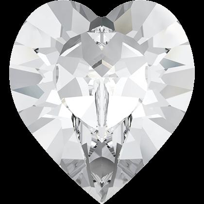 Swarovski 4884 Xilion Heart Fancy Stone