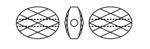 Swarovski-5051 Mini Oval Bead