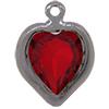 Swarovski 52200 Heart Channel Links