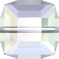 Dreamtime Crystal DC 5601 Cube Beads
