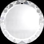 Swarovski 6049 Flat Beveled Pendant