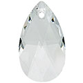 Swarovski 6106 Pear Pendant