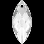 Swarovski 6110 Navette Pendant