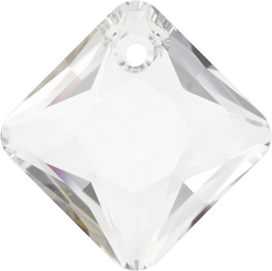 Swarovski 6431 Princess Cut Pendant