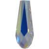 Swarovski 6530 Pure Drop Pendant (half-Hole)