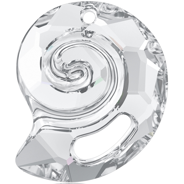 Swarovski 6731 Sea Snail Pendant
