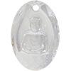 Swarovski 6871 Buddha Pendant