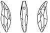 Swarovski 6904 Lily Pendant