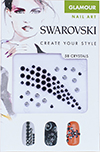Swarovski Nail Art Crystal Pattern Packages