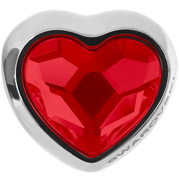 Swarovski 181951 Becharmed Heart Bead