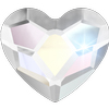 Dreamtime Crystal DC 2808 Heart Hotfix Rhinestones