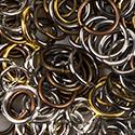 19 Gauge Jump Rings
