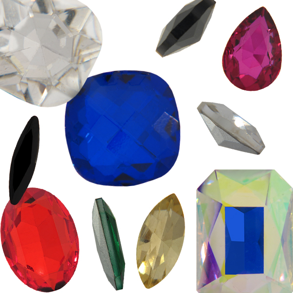 Spark Crystal Fancy Stones