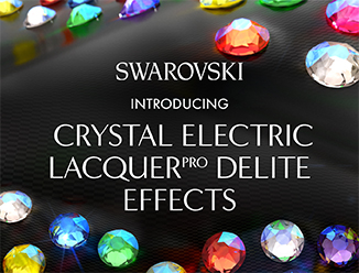 Swarovski Spring/Summer 2021 New Crystal Electric DeLite Colors