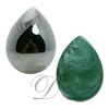Cabochons Pear