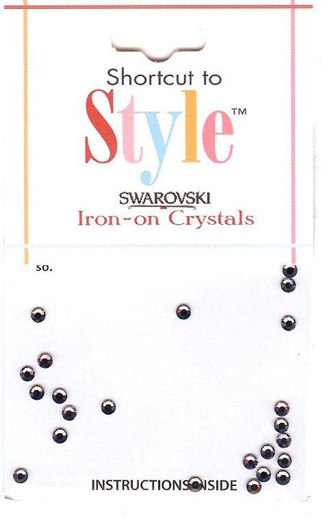 Shortcut to Style Swarovski Packs