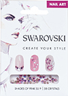 Swarovski Nail Art Loose Crystals Packages