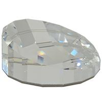 Swarovski 2085 Stage Cut Flat Back Crystal 40mm