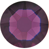 Swarovski 4510 Baguette Double Cut Fancy Stone Amethyst Unfoiled 14x10mm