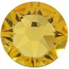 Swarovski 4510 Baguette Double Cut Fancy Stone Light Topaz Unfoiled 14x10mm