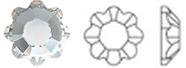 2728 Flower Shaped Rhinestones