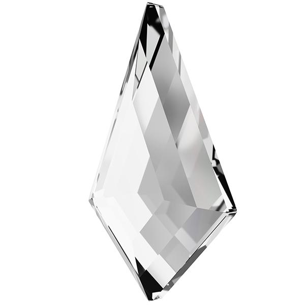 Swarovski 2771 Kite Flat Back Crystal 12.9x8.3mm