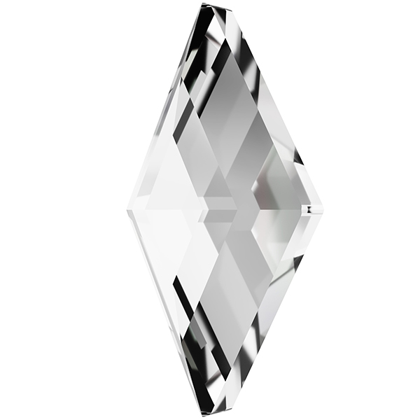 Swarovski 2773 Diamond Shape Hotfix Crystal 6.6x3.9mm