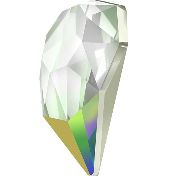 Swarovski 4928 Tilted Chaton Fancy Stone Crystal Vitrail Medium 12mm