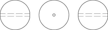 Swarovski 5810 Crystal Round Pearl Rouge 10mm
