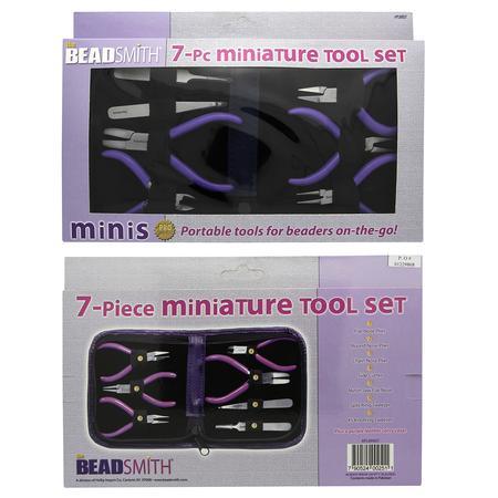 Mini 7 Piece Plier Set
