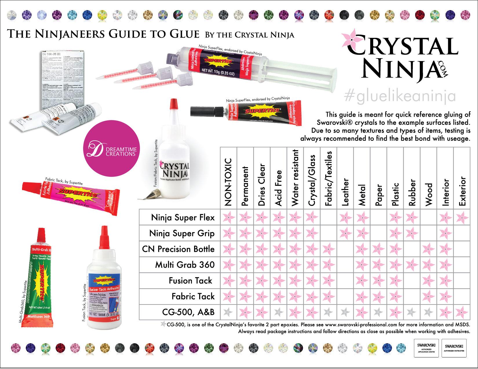 Ninja SuperGrip Adhesive, 15 grams